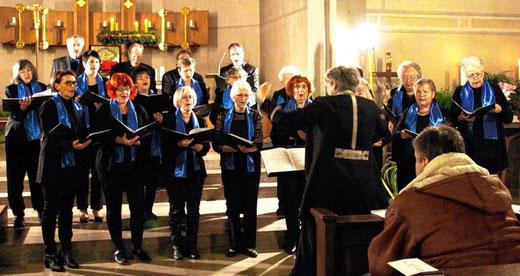 Adventskonzert 2016 - Gemischter Chor - Leitung: Barbara Wild