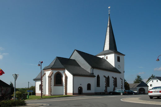 Eglise de Manderfeld
