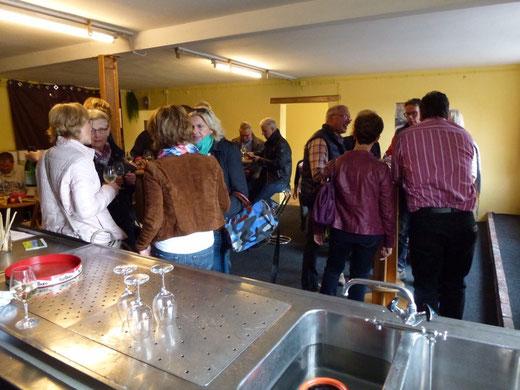 Weinprobe direkt in Sassenberg