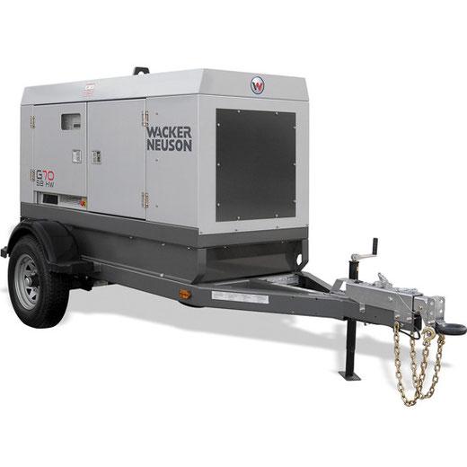 Generador Wacker G70S