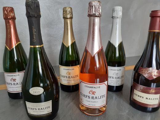 champagne curfs ralite