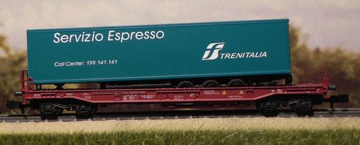 Carro Canguro Servizio Espresso - Rococ - 25654