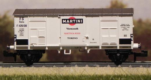 Carro F Martini - MW-Model - 401m