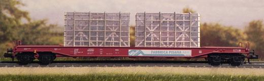 Carro Uais trasporto vetro - Acme Pirata - 7011A