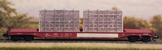 Carro Uais trasporto vetro - Acme Pirata - 7012A