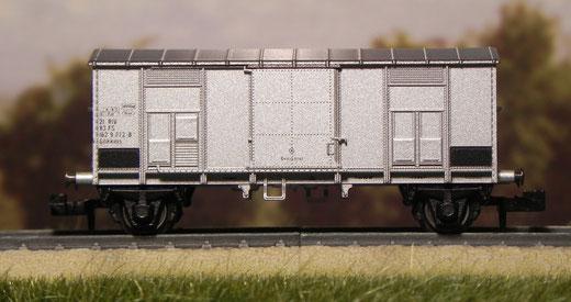 Carro Ghkkms Epoca IV - MW-Modell - 401h