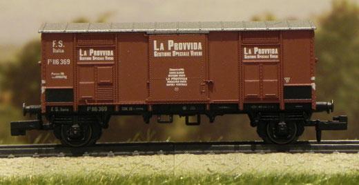 Carro F La Provvida - MW-Model - 401pb