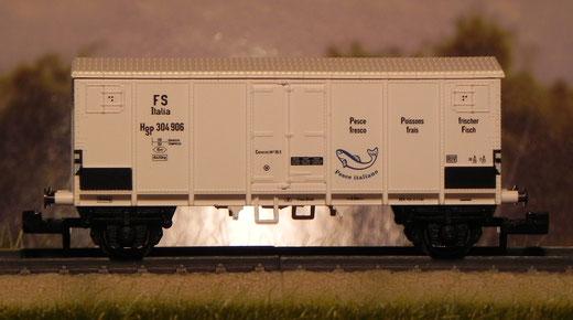 Carro Hgp - Epooca III - MW-Modell - Pirata - 403K
