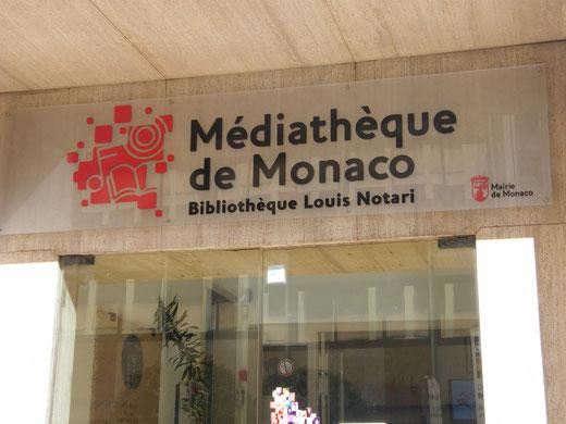 Médiathèque de Monaco