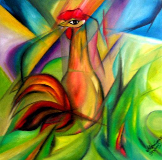 """Rooster"" Oscar Hernandez-Stewart."