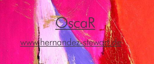 Oscar Hernandez-Stewart.