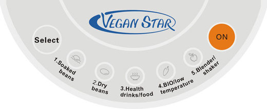 Vegan star Vital