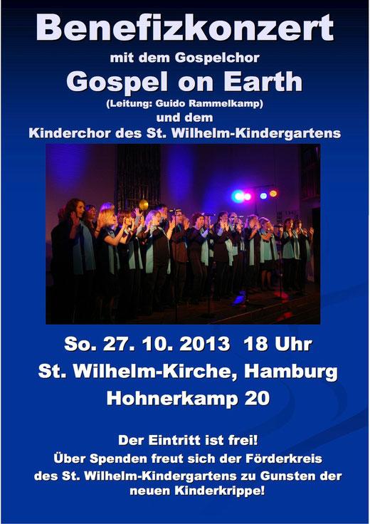 Kita St.Wilhelm in Bramfeld