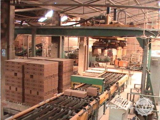 REF BR1000 - Usine de Fabrication de Briques