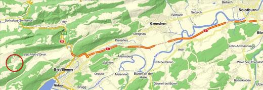 so nah so gut ab Solothurn