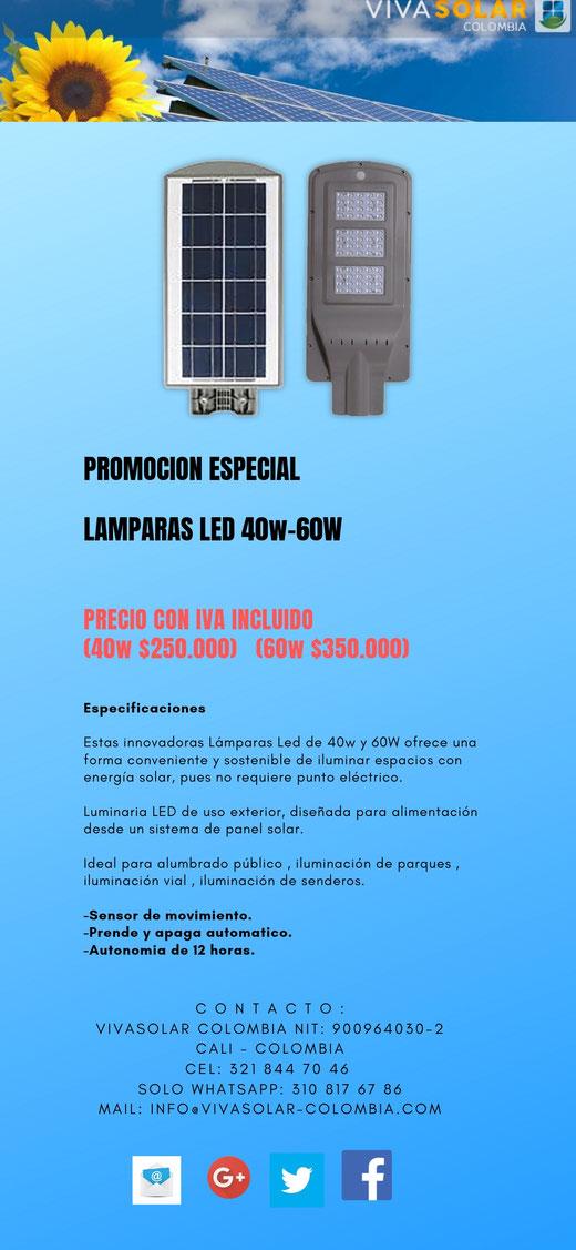 Paneles Solares Baratos Colombia Vivasolar Colombia