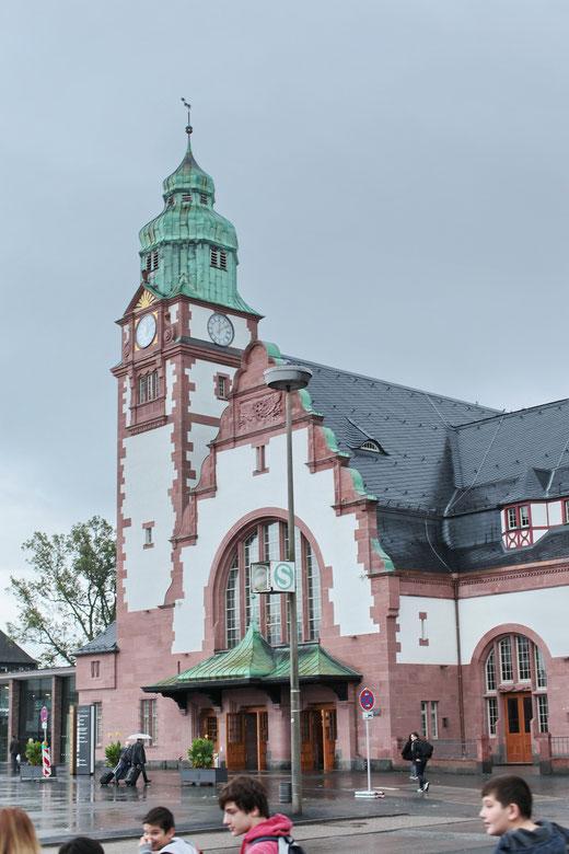 Bahnhof Bad Homburg