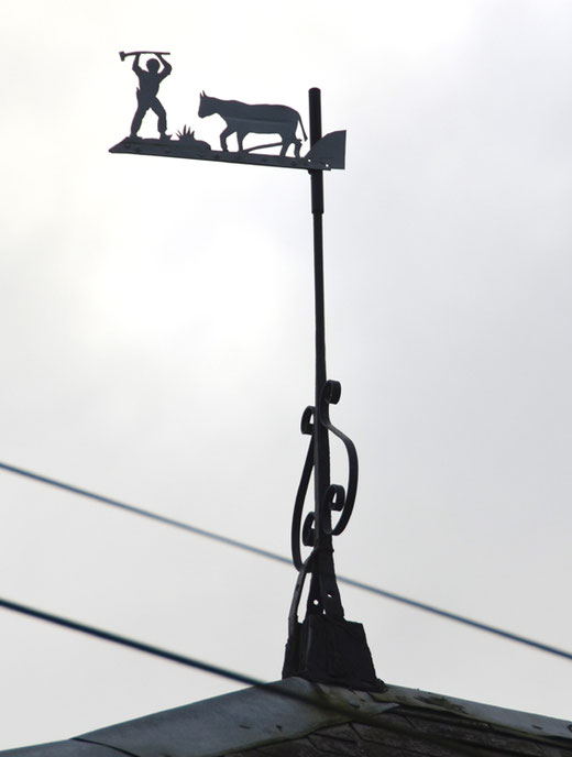 Le tueur de bovins à Arguel