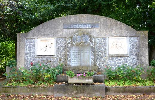 Monument aux morts de Laboissière-en-Santerre