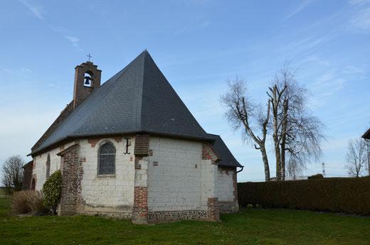 Chapelle d'Hocquélus (Aigneville)