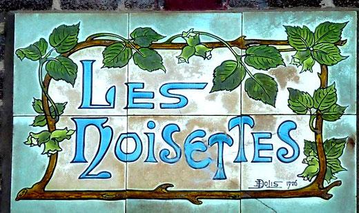 """La villa """"les Noisettes"""" au Bois de Cise (Ault)"""