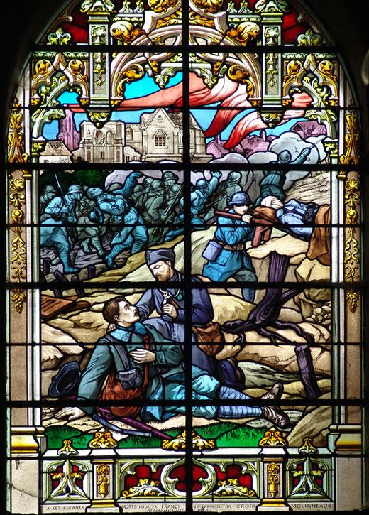 Eglise de Croix-Moligneaux