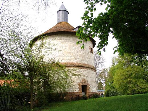 Colombier au château de Mérélessart