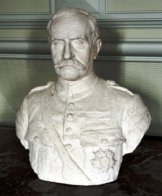 Le maréchal Foch par Firmin Michelet