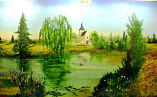 Les étangs de Falvy