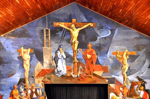 Eglise de l'Assomption de la Sainte Vierge à Oresmaux