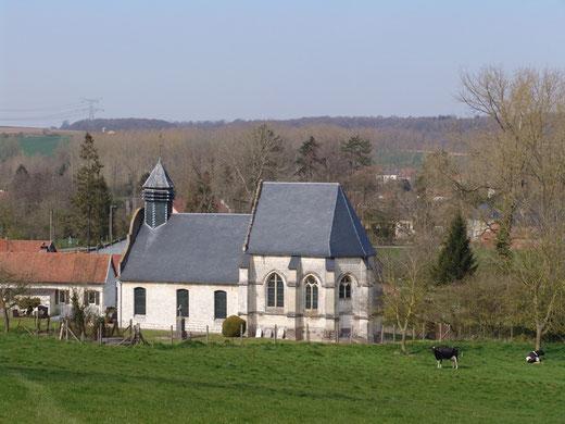 Eglise de Frohen-le-Petit