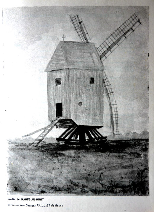 Moulin de Namps-au-Mont