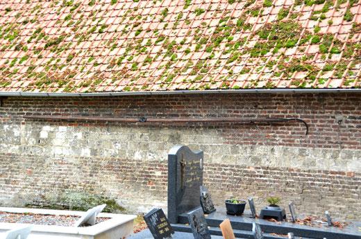 Yzeux- Le cimetière