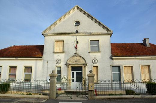 Mairie de Bouchavesnes-Bergen