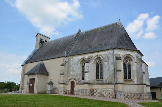 Eglise de Béhen