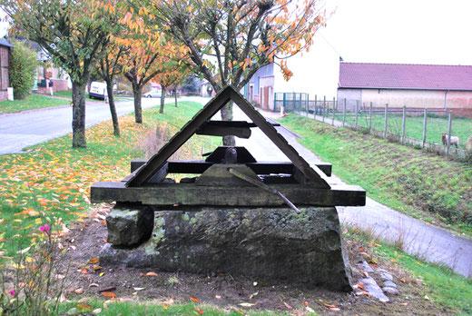 Le puits de Molliens-au-Bois