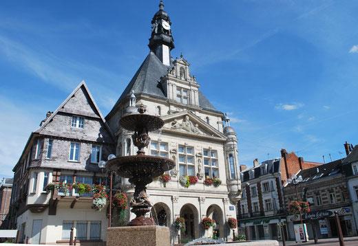 Hôtel de Ville de Péronne