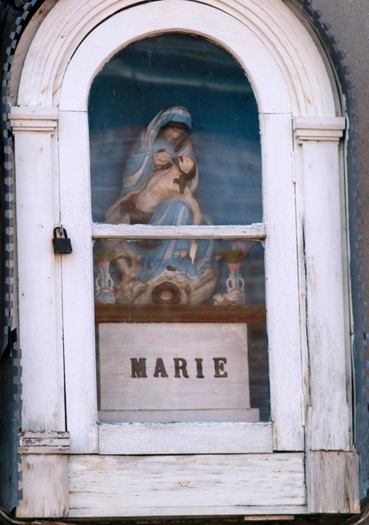 Au 168 de la Chaussée d'Hocquet à Abbeville- Photo: Hubert de Mython