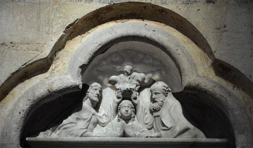 8-Le couronnement de la Vierge