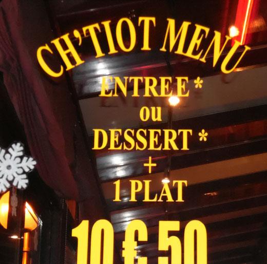 """Poix: restaurant """"le Cardinal""""- Photo: Gégé d'Oisemont"""