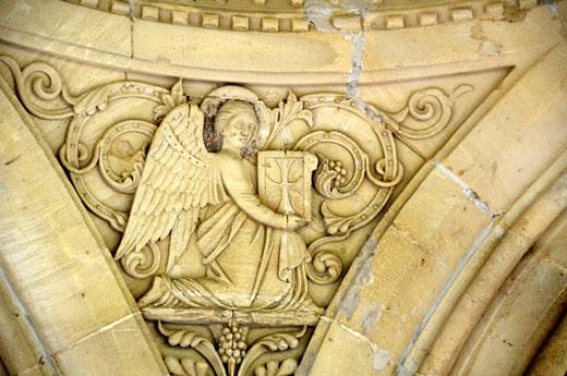 L'ange pour Saint Matthieu