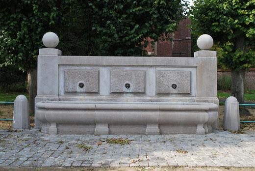 La fontaine de Tilloloy