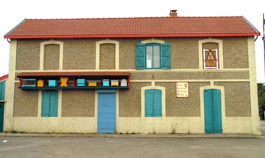 L'ancienne gare de Thézy-Glimont- Photo: Rémy Godbert