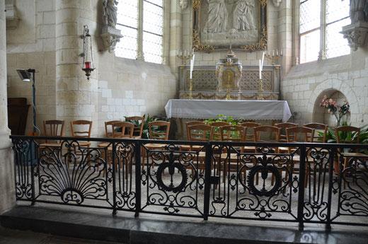 Eglise de Cerisy-Gailly