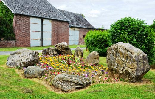 Les pierres d'Esmery-Hallon