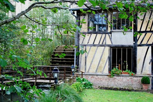 Le moulin à eau de Saint-Germain sur Bresle