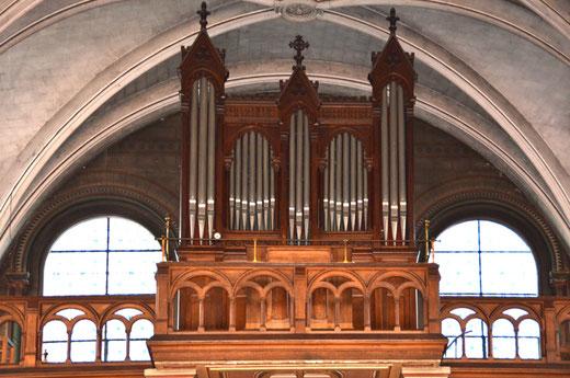 Amiens- Chapelle de l'établissement privé Sainte-Clotilde