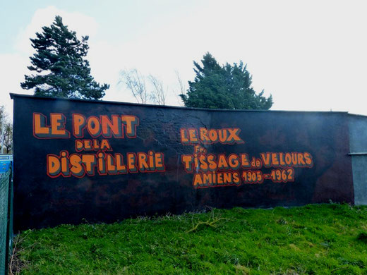 Amiens- Grande fresque murale- Photo: Mariedolly