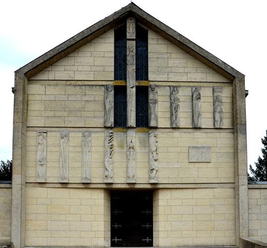 Eglise Saint-Matthieu de Fouilloy