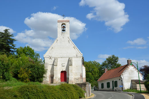 Chapelle de Longuet (Cocquerel)
